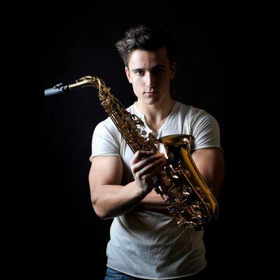 Saxophonist SaxoKid