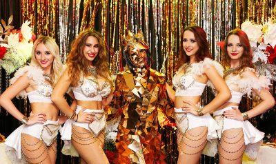Brazilian Dance Show