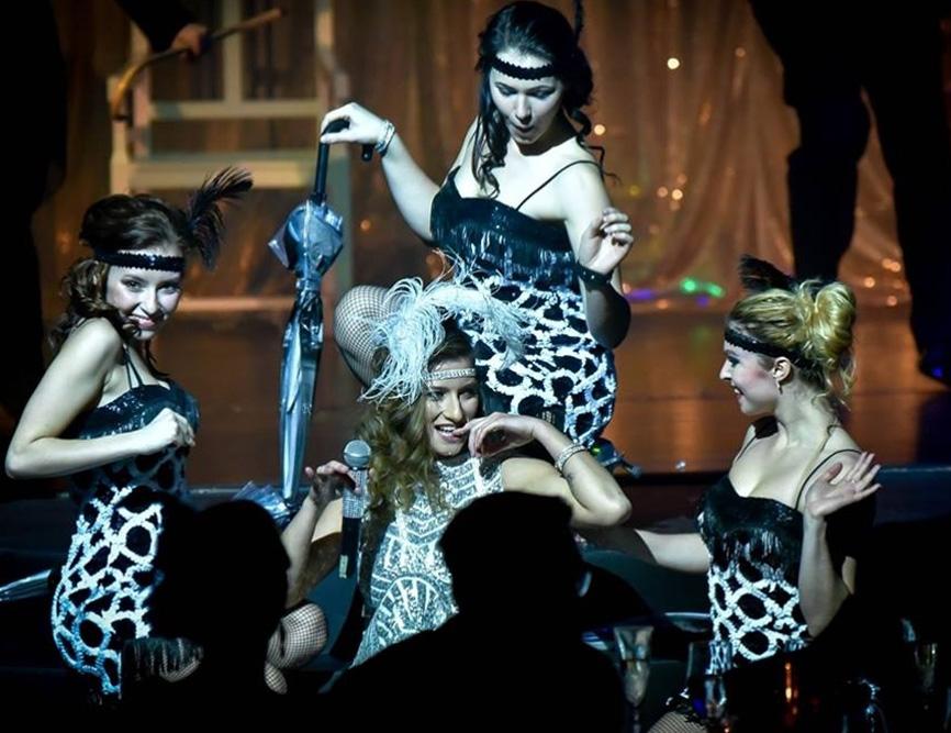 Ballet Pique showdance