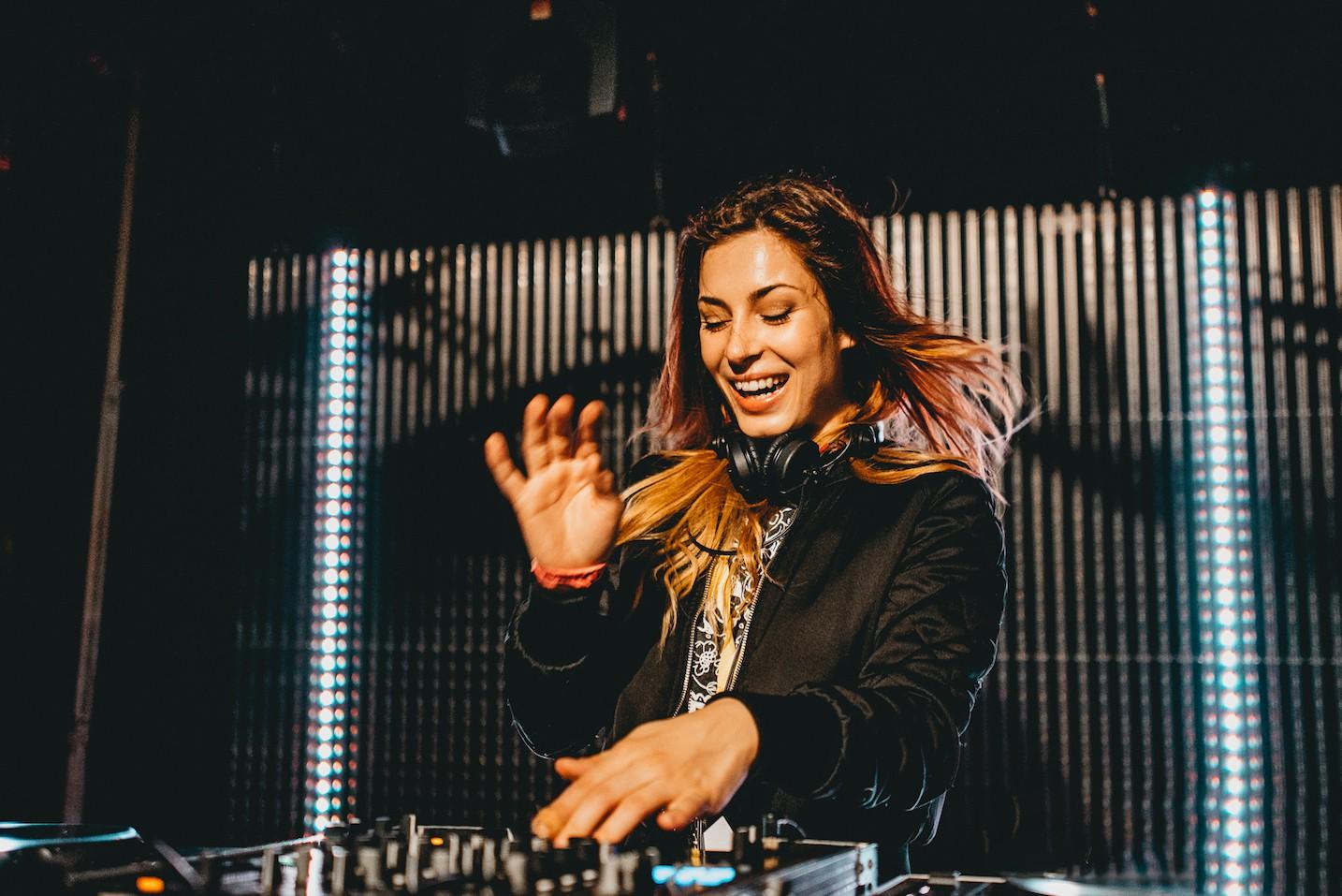 Female DJ LayDee Sue