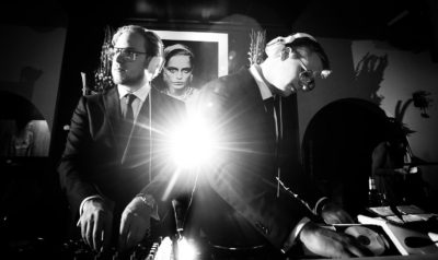 Wedding DJs Victor and Rolf