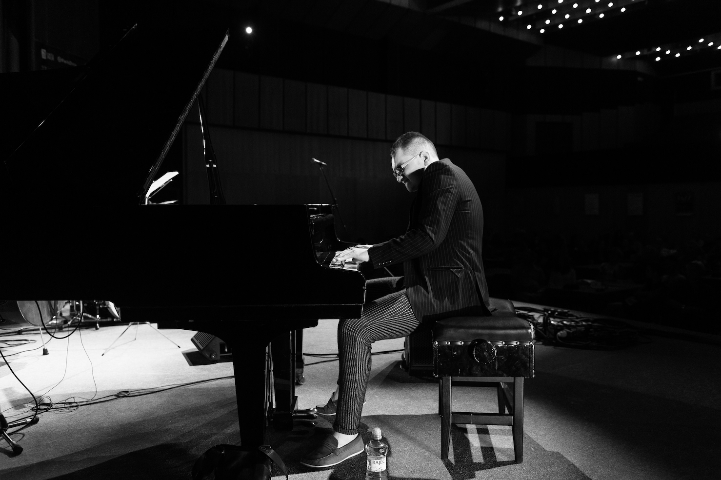 Jazz Pianist Alan Bartus