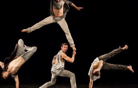 Modern Dance Show by Credance