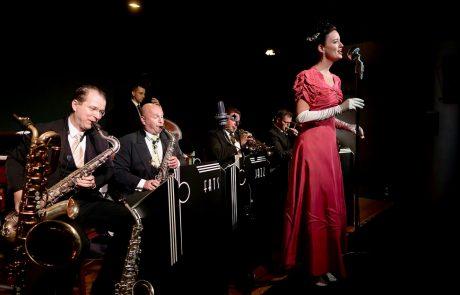 Vintage Jazz Band by La Jana & Her Cats