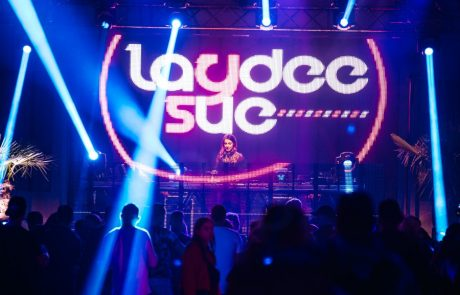 Female DJ Laydee Sue