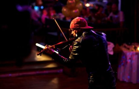 Electric Violinist Michael Hejc